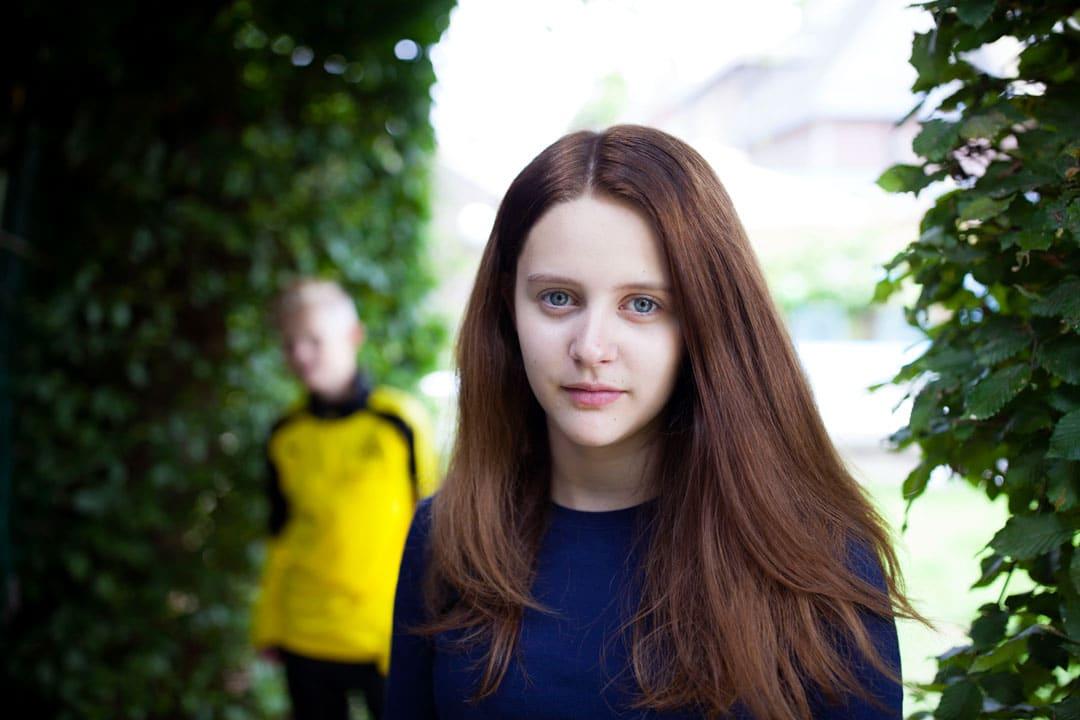 Portret foto voor Balans